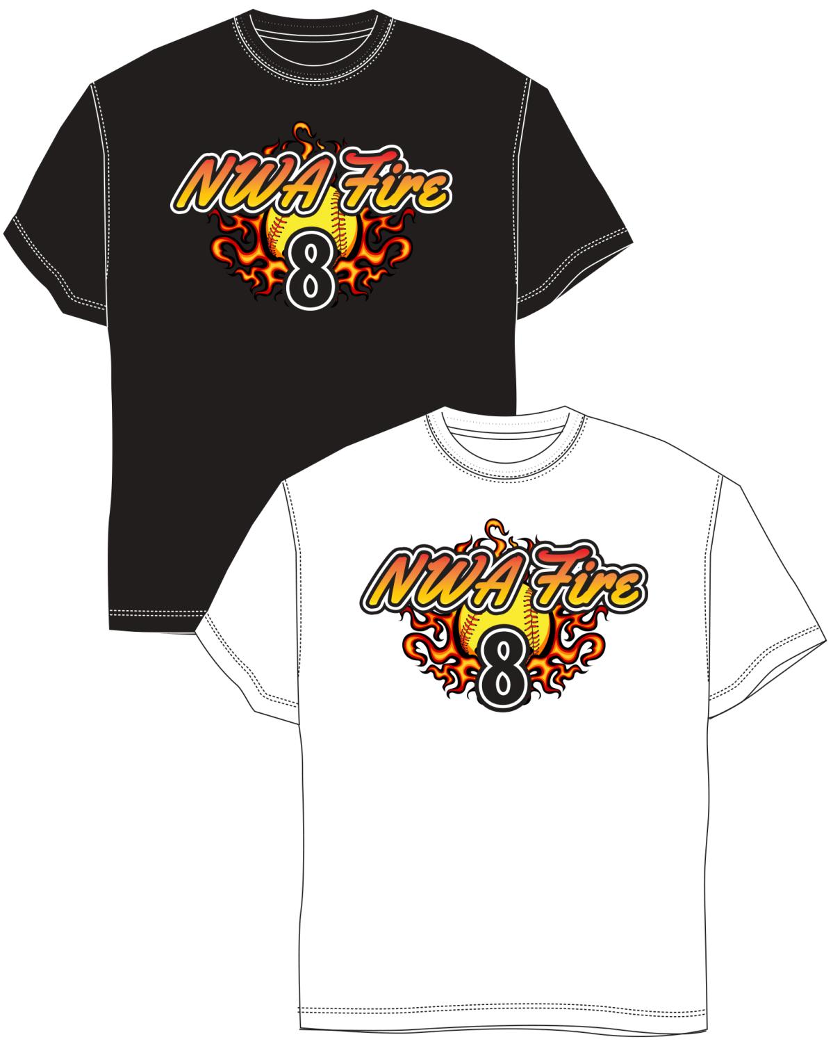 NWA Fire- SoftballJerseys