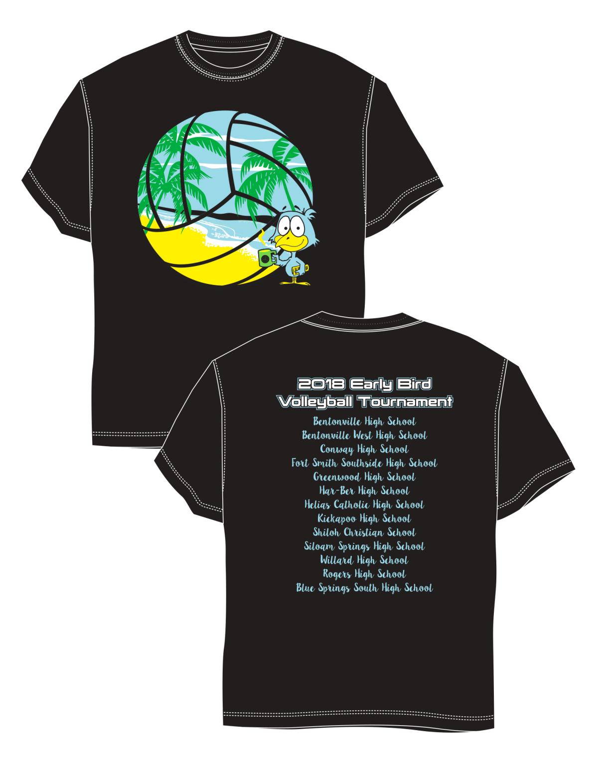 Bentonville High School Volleyball- Early BirdTournament