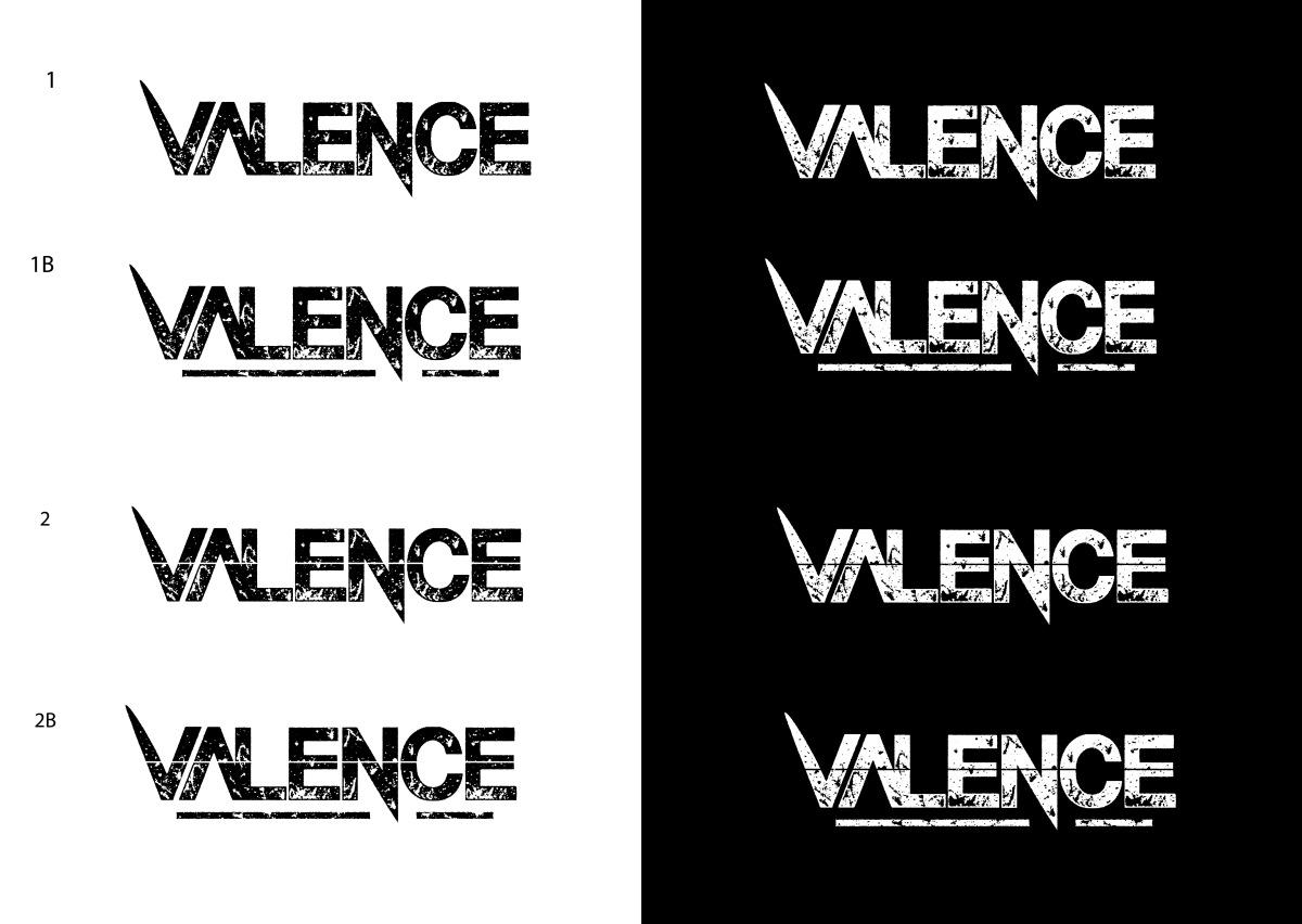 Valence- Logo Designs