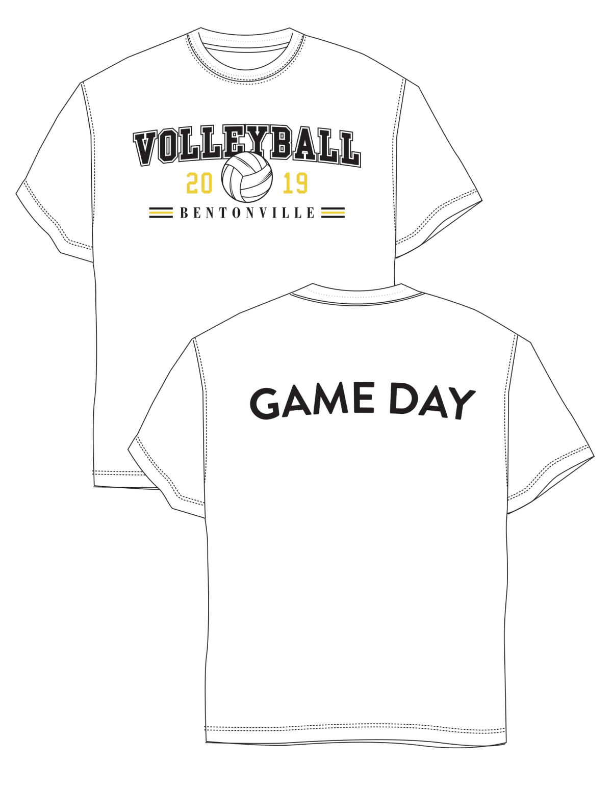 Bentonville High School- Volleyball