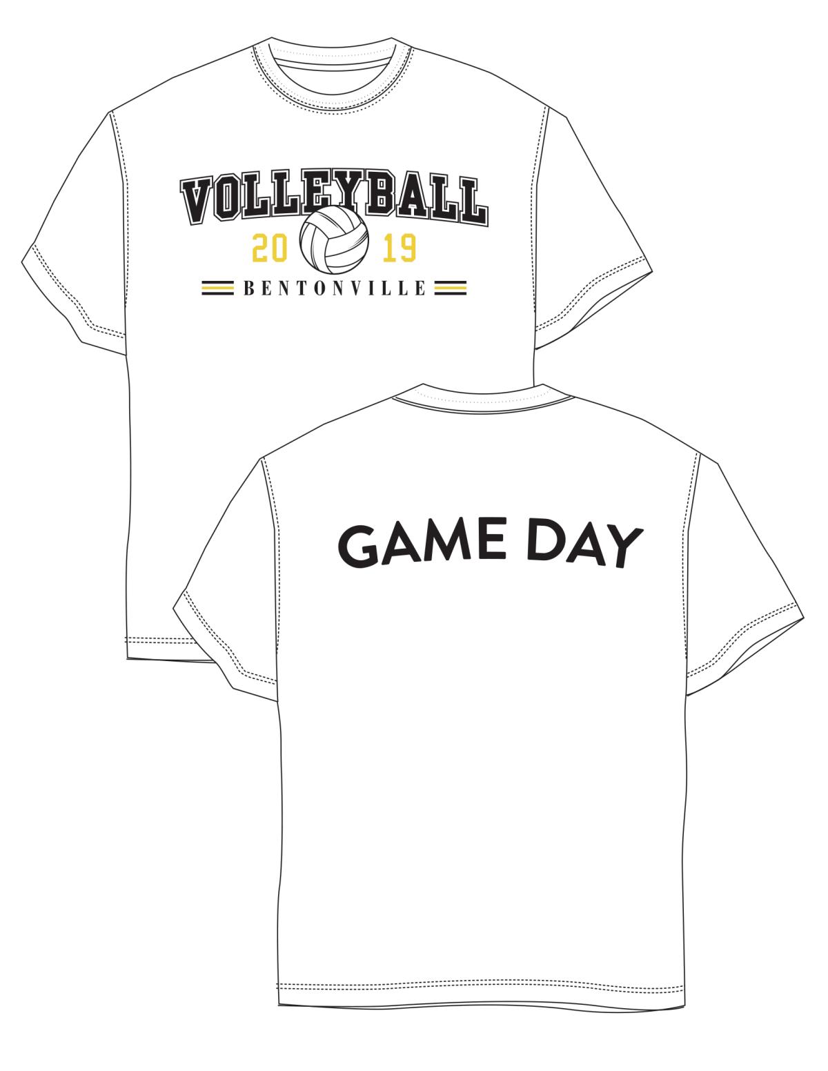 Bentonville High School-Volleyball