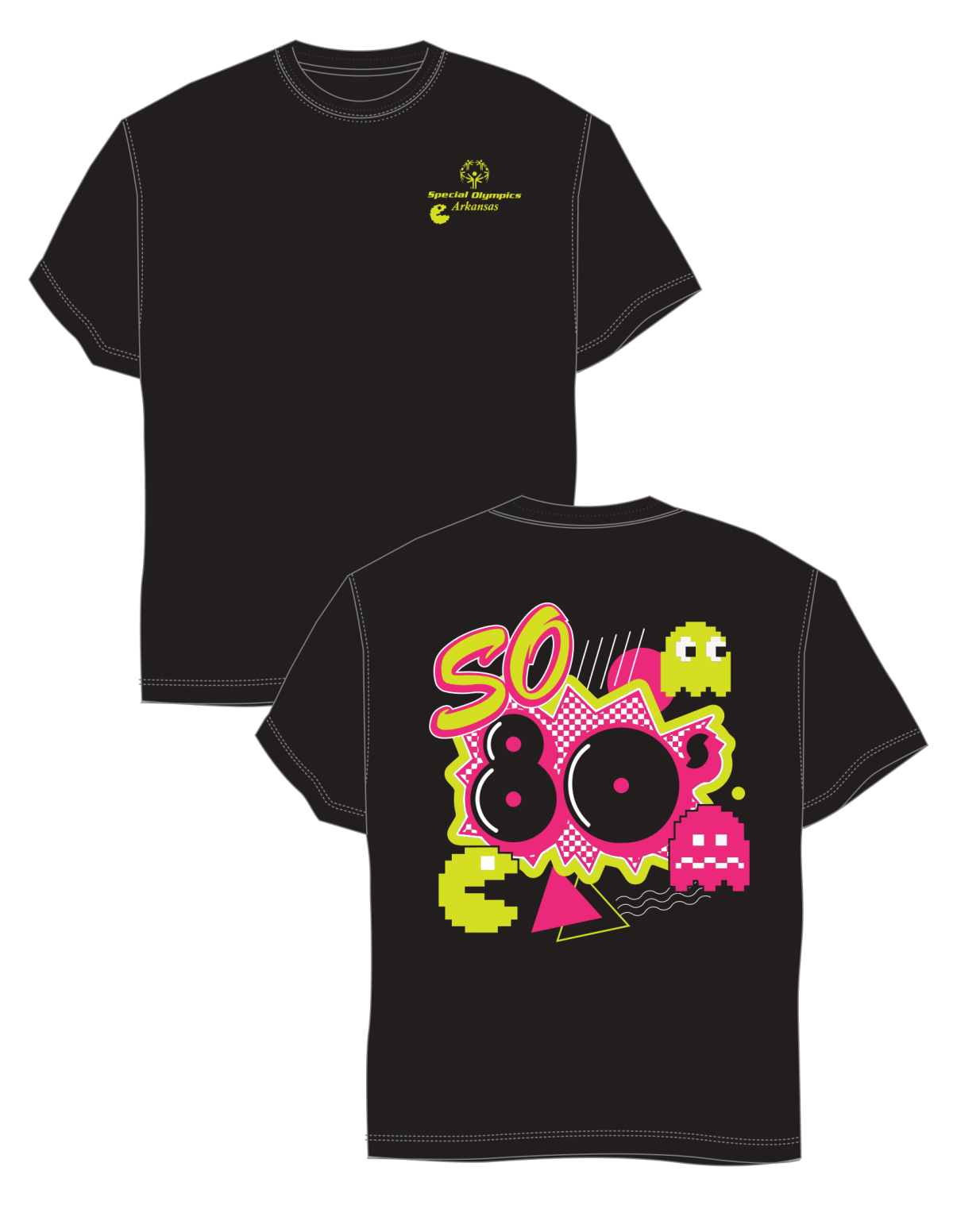 2019 Special Olympics- Arkansas Team shirts